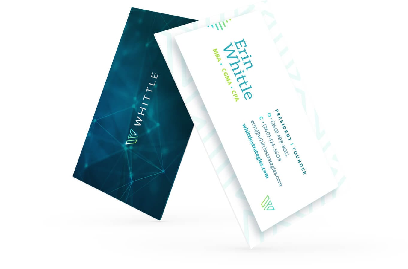 Whittle-Strategies_Proactive-Accounting_Business Cards